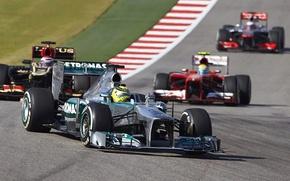 Картинка гонки, формула 1, автоспорт
