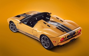 Картинка 2006, родстер, ford, форд, roadster, GTX1