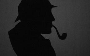 Картинка Dark, Classic, Holmes, Sherlock, Classy, Creepy