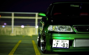 Обои auto wallpapers, cars, toyota, mark2, авто обои, авто фото, jzx100, тачки, тойота