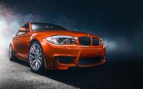 Картинка Авто, BMW, Колеса, БМВ, Orange, Фары, Car, Автомобиль, Front, Перед, Sport, Спортивный