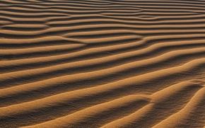 Картинка песок, волны, фон, цвет