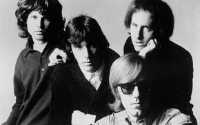 Обои Morrison, Rock, Джим Моррисон, The Doors