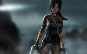 Картинка Девушка, Tomb Raider, Lara, Croft
