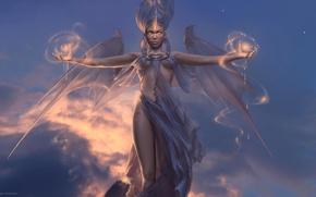 Обои магия, фентези, LATVIA, Liiga Smilshkalne