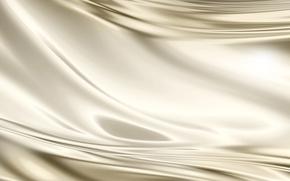 Картинка волны, ткань, silk, шёлк, wave, fabric, ivory