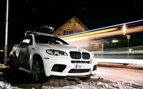 Картинка BMW, X6M, White, SAC