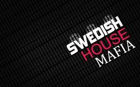 Обои swedish house mafia, house, music, группа