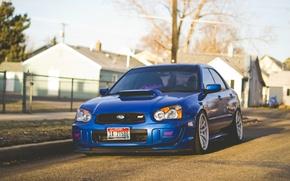 Картинка Subaru, Impreza, WRX, STI