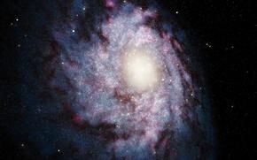 Картинка космос, звезды, пространство, созвездие