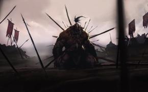 Картинка wow, world of warcraft, ork, warlords of draenor, blademaster
