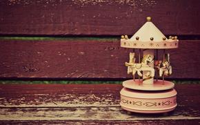 Картинка скамейка, фон, качели, розовый, widescreen, обои, игрушка, wallpaper, карусель, разное, широкоформатные, background, полноэкранные, HD wallpapers, …