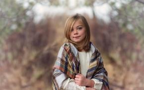Картинка портрет, девочка, Lorna Oxenham