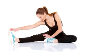 Картинка fitness, fit, sportswear, elongation