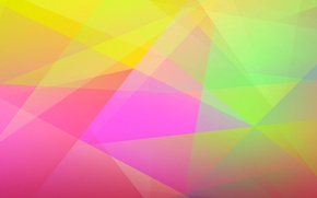 Обои цвета, линии, Абстракции, Nubia UI
