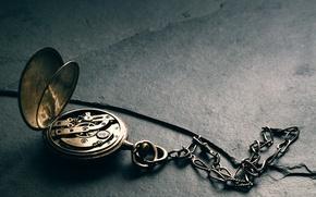 Картинка часы, механизм, карманные, Precision