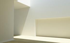 Картинка свет, дизайн, стены, архитектура, помещение