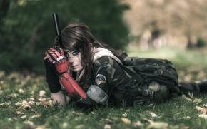 Картинка косплей, Metal Gear Solid, cosplay, Kojima Productions, The Phantom Pain