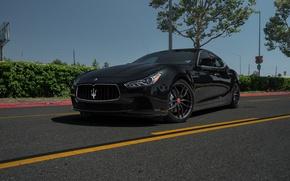 Картинка Maserati, Vorsteiner, Ghibli, V-FF, 105's
