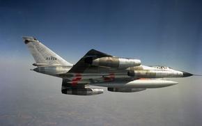 Картинка бомбардировщик, первый, сверхзвуковой, дальний, Convair, в мире, B-58 Hustler
