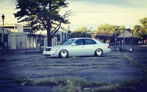 Обои Лексус, 4.3L, машина, 430, дорога, Lexus