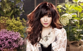 Картинка девушка, музыка, азиатка, Tiffany, SNSD, Girls Generation, Южная Корея, K-Pop