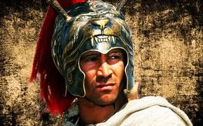 Картинка взгляд, лицо, актер, шлем, мужчина, полководец, Александр, Колин Фаррелл, Colin Farrell
