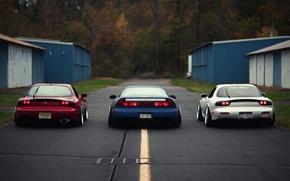 Картинка Mazda, Honda, Car, Sport, NSX, Stance, RX7, Works