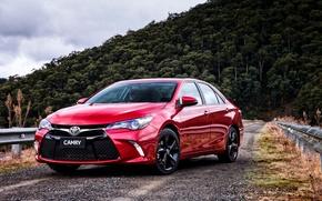 Картинка Camry, 2015, камри, Atara, Toyota, тойота