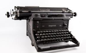 Картинка metal, retro, typewriter