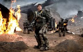 Обои Sci-Fi, Action, Tom Cruise, Pictures, Fantasy, Adventure, Edge of Tomorrow