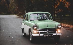 Картинка машина, автомобиль, 407, МЗМА, Москвич, АЗЛК, 403