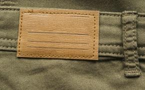 Картинка leather, jeans, cloth