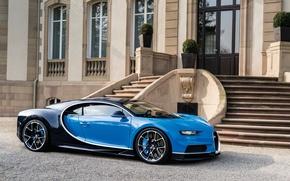 Обои Bugatti, особняк, 2016, Chiron