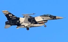 Обои оружие, самолёт, F-16C