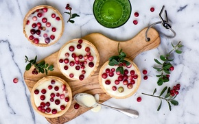 Картинка ягоды, пирожное, десерт, сладкое, Anna Verdina