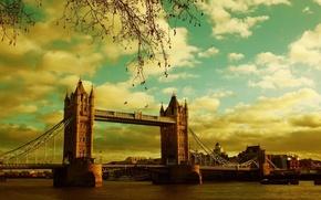 Картинка Bridge, Tower Bridge, London, history
