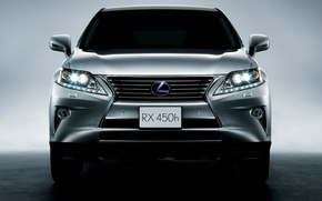 Картинка Lexus, 450h, version