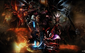 Картинка game, blizzard, diablo, diablo 3
