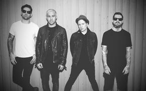 Картинка Fall Out Boy, Patrick Stump, 2015, Andy Hurley, Joe Trohman, Pete Wentz
