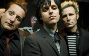 Картинка музыканты, Green Day, Punk Rock