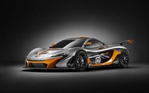 Картинка Concept, McLaren, GTR, 2014