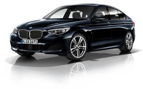 Картинка car, бмв, BMW, передок, front, Gran Turismo, 550i, M Sport Package