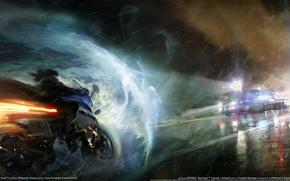 Картинка Quantic Dream, art, Beyond: Two Souls, Jodie Holmes