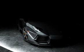 Картинка Авто, Lamborghini, Ламборгини, LP700-4, Aventador