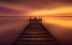 Картинка небо, вода, пейзаж