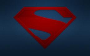 Картинка логотип, эмблема, logo, superman, супермен, hq wallpaper