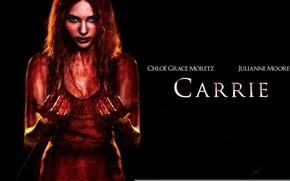 Картинка Хлоя Грейс Морец, Chloë Grace Moretz, Телекинез, Carrie