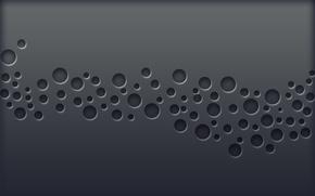 Картинка круги, абстракция, узоры, circles, patterns, 1920x1200, abstraction