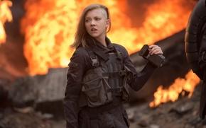 Картинка Cressida, Natalie Dormer, The Hunger Games:Mockingjay, Голодные игры:Сойка-пересмешница